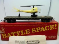 Triang Battle Space Rescue Helicopter